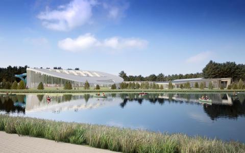 Center Parcs awards first major contract to Roadbridge