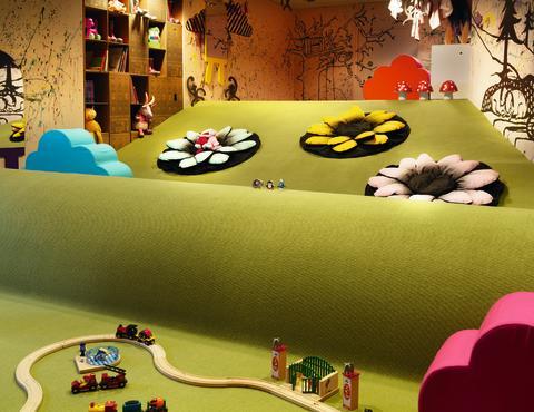Design Passion barnrummet klart