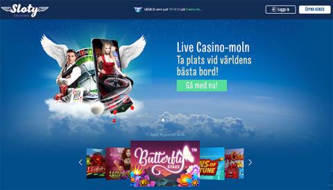 5 frågor till Sloty: Sommarens bästa nya casino 2017