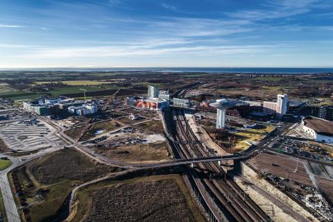 Så vill Wästbygg utveckla hållbart i Hyllie