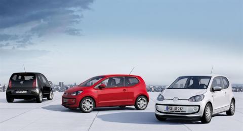 Volkswagen up! snart i Sverige – priserna satta