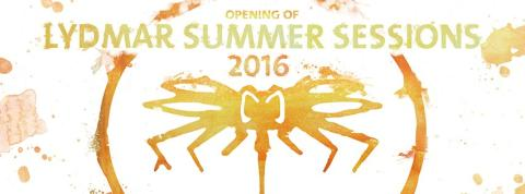 Opening of Lydmar Summer Sessions Friday 27th of May 2016