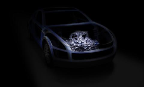 Subaru Boxer Sports Car