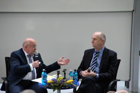 TH-Präsident a.D. Prof. Dr. László Ungvári zum Präsidenten der Deutsch-Kasachischen Universität in Almaty gewählt