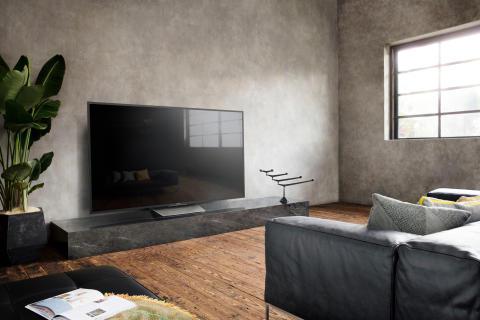 Nieuwe Sony 4K HDR tv's verbinden elegant design met optimale kijkervaring