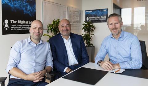The Digital Edge: Amerikanske Mark Dajani skulle egentligt sejle verden rundt - men så ringede Carlsberg med et kæmpe CIO-job