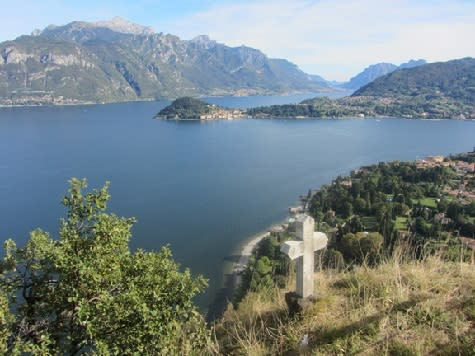 Walking In Italy - The Romance Of The Italian Lakes