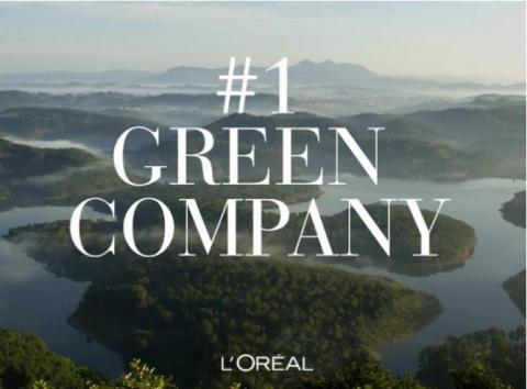 L'Oréal topper CDP og Newsweek Greens lister for bæredygtighed i 2017