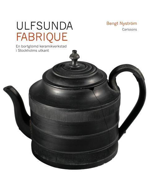 Ny bok: Ulfsunda fabrique