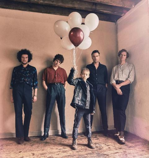 The Kooks er tilbake med sitte femte album