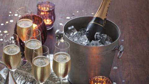 Fira nyår på Sheraton Stockholm Hotel