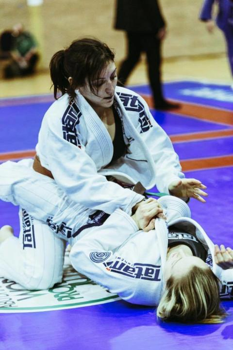 Road to the IBJJF Euros 2016....Fighter Profile: Leoni Munslow