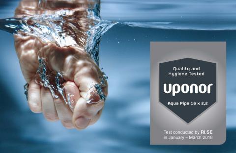 Testat ansvar för friskt vatten och säkra installationer