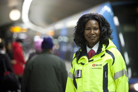 Stationschef Susan