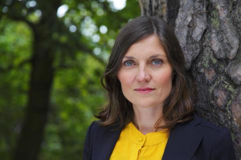 Victoria Preger Marknads- och kommunikationschef