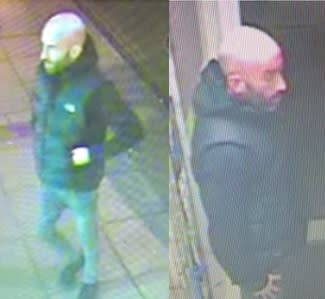 CCTV released in connection with assaults on homeless man
