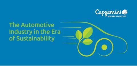 Hållbarhetsstrategier på plats hos biltillverkarna – dock inte tillräckligt för att nå klimatmålen