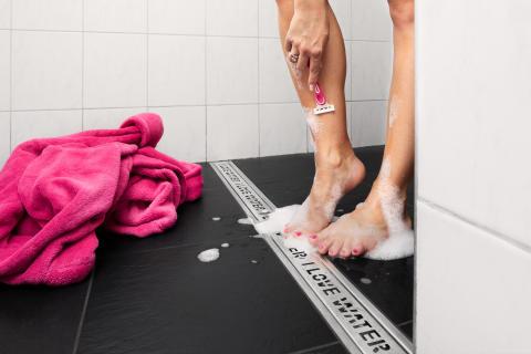BLÜCHER WaterLine duschränna