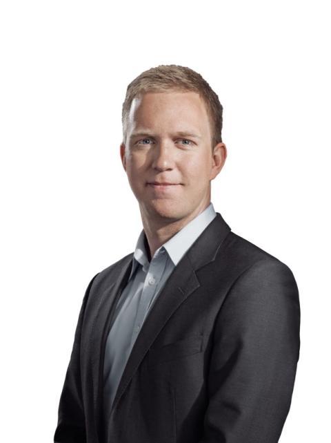 Torbjørn Aamodt, produktdirektør i Get
