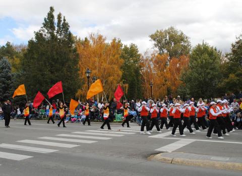 Navada Day Parade 2011