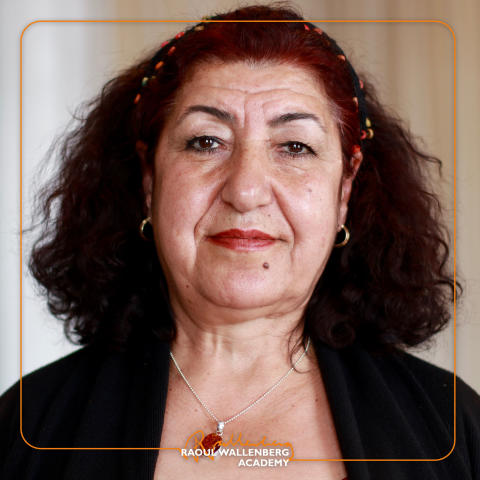 Zeliha Dagli, nominerad till Raoul Wallenbergpriset 2017