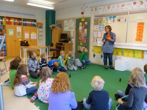 Barn med CI inkluderad i kommunal grundskola
