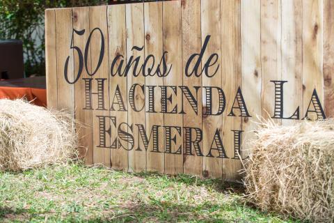 Hacienda Esmeralda 50 år 2017