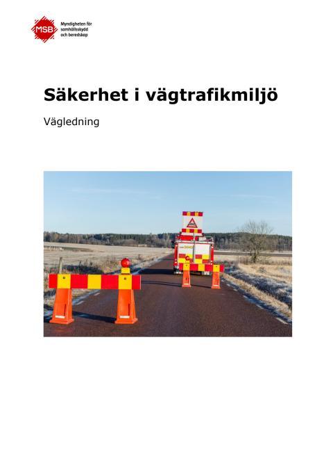 Säkerhet i vägtrafikmiljö