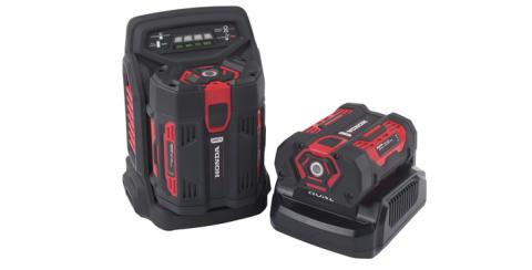 Batteri till grästrimmer