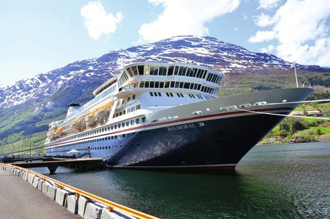 Balmoral in Olden, Norway