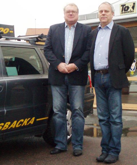 Taxi Göteborg går in i Halland – tecknar samarbetsavtal med Taxi Kungsbacka