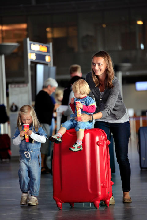 Stor sommertrafikk på Oslo Lufthavn
