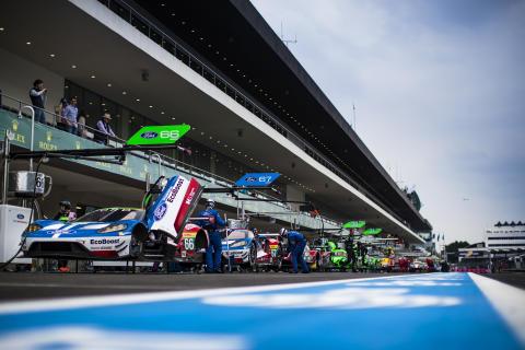 A Ford Mexikóvárosban tovább küzd a Hosszútávú Világbajnokság első helyezéséért