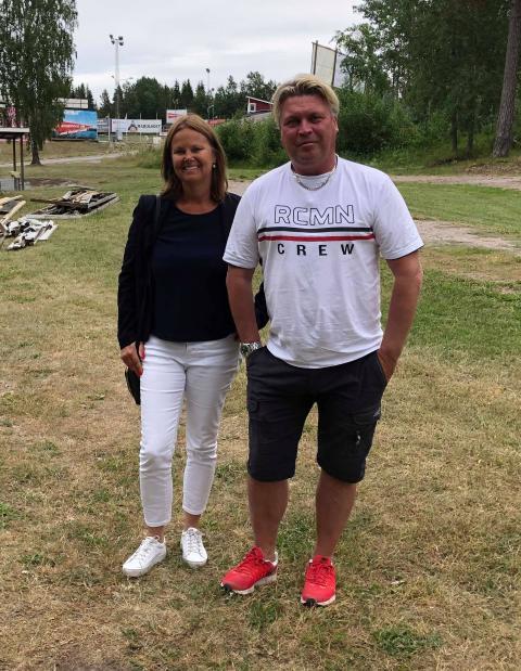 Gisela Norén & Mikael Teurnberg