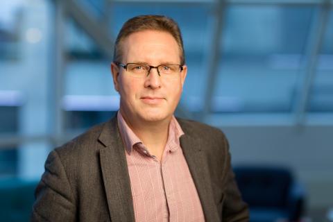 Forsens Johan Berg  ny ordförande för Samhällsbyggnadslänken