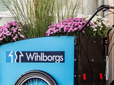 Wihlborgs lådcykel