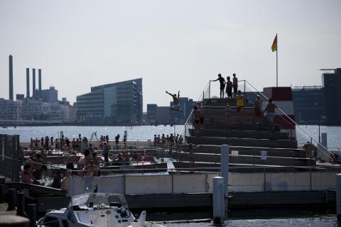 Havnebadet København