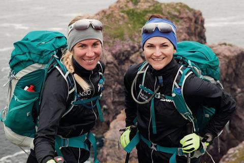 Linnéa Grahn och Emma Lockhart