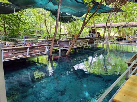 Turkey Fethiye Yuvarlakcay Water Gardens