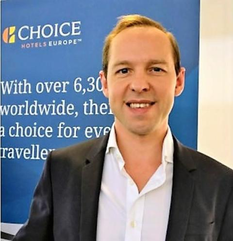 Choice Hotels Europe nomina Andrius Remeikis alla guida del Corporate Sales in Europa