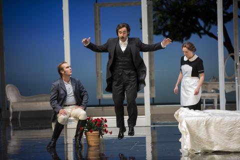 Hyllad Figaro återvänder till GöteborgsOperan