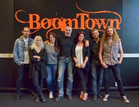BoomTown säger tack och adjö