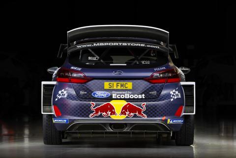 M-Sport Fiesta WRC 2018