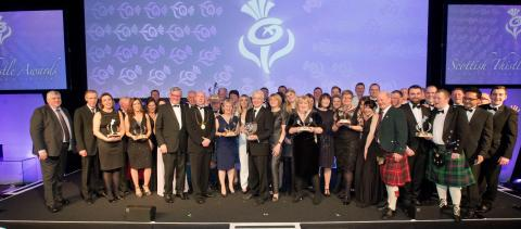 Thistle be the day! Scottish Thistles Award shortlist revealed