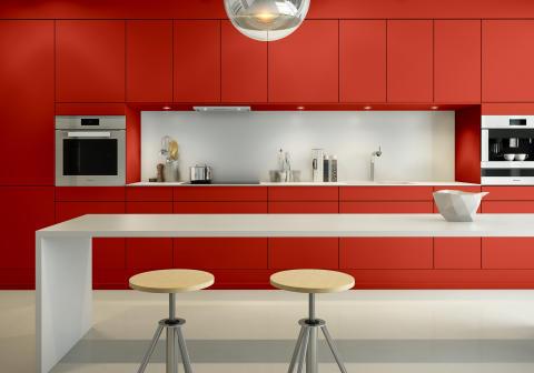 Sigdal kjøkken - Amfi Eik, fargekode: NCS-S-2060-Y80R