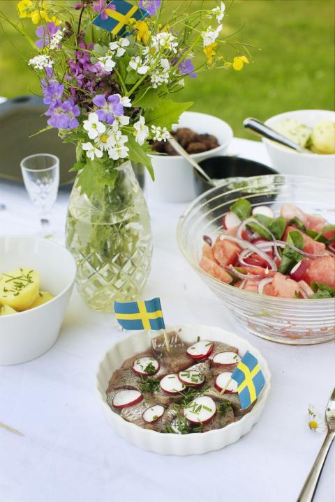 Nya fakta om svensk matproduktion ska främja export