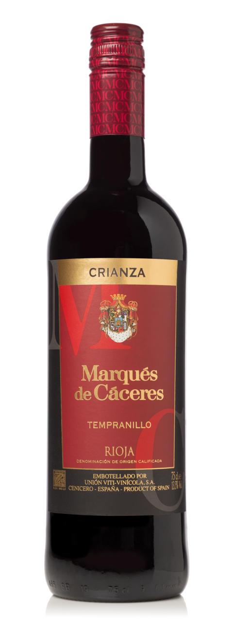 Marqués de Cáceres Crinaza, artnr 2734