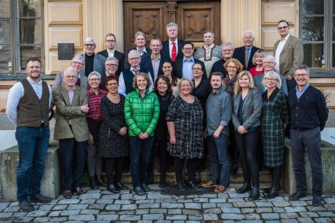 Megamöte av gastronomiska akademier i samlat upprop till regeringen