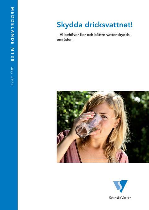 Rapport; Skydda dricksvattnet