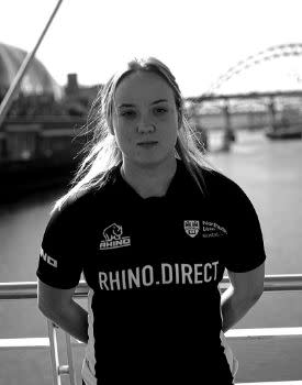 Northumbria student Caitlin Simpson